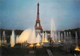 Lot De 10 CPSM PARIS-Toutes Scannées-7      L2778 - Cartoline