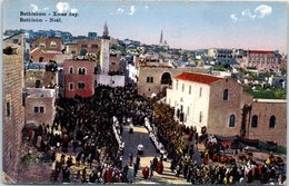 ASIE - ISRAEL -- Bethlehem - Israel