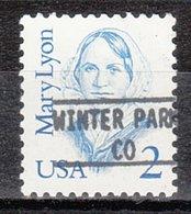 USA Precancel Vorausentwertung Preo, Locals Colorado, Winter Park 895 - Vereinigte Staaten