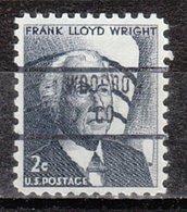 USA Precancel Vorausentwertung Preo, Locals Colorado, Woodrow 853 - Vereinigte Staaten