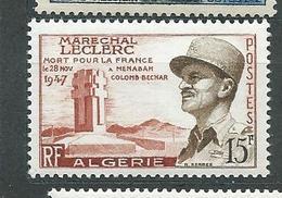 ALGERIE    N°  338  **  TB  2 - Algérie (1924-1962)