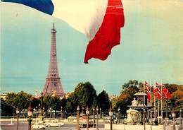 Lot De 10 CPSM PARIS-Toutes Scannées-8      L2778 - Cartes Postales