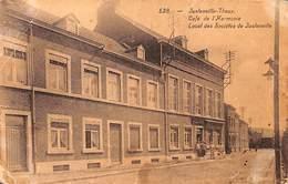 Juslenville Theux - Café De L'Harmonie, Local Des Sociétés (animée, ...état) - Theux