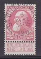 N° 74  SAINT GILLES WAES - 1905 Grosse Barbe