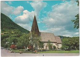 Voss Kirke, Stenkirke I Gotisk Stil, 1270 - Gothic Stone Church - Voss Church - (Norge - Norway) - Noorwegen