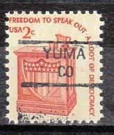 USA Precancel Vorausentwertung Preo, Locals Colorado, Yuma 835,5 - Vereinigte Staaten