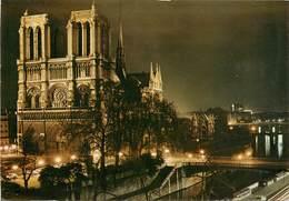 Lot De 10 CPSM PARIS-Toutes Scannées-9      L2778 - Cartes Postales