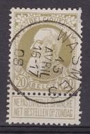 N° 75 DEFAUTS WASMES - 1905 Grosse Barbe