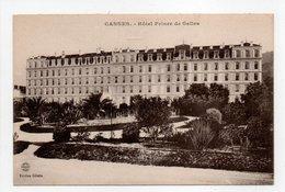 - CPA CANNES (06) - Hôtel Prince De Galles - Edition Giletta - - Cannes