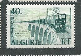 ALGERIE    N°  340  **  TB  1 - Algérie (1924-1962)