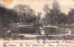 Jupille - Le Parc Du Pensionnat (animée) - Luik