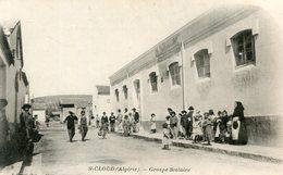 ALGERIE(SAINT CLOUD) ECOLE - Autres Villes