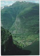 Undredal, Aurlandsfjorden, Sogn - (Norge - Norway) - Noorwegen