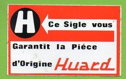HUARD * TRACTEUR - MACHINE AGRICOLE - AGRICULTURE ► AUTOCOLLANT 855 ► - Autocollants