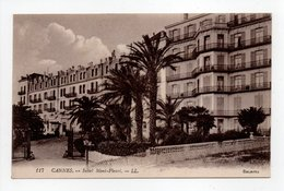 - CPA CANNES (06) - Hôtel Mont-Fleuri - Editions Lévy 117 - - Cannes