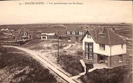 Knocke Zoute - Vue Panoramique Vers Les Dunes - Knokke
