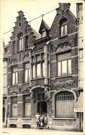 Knocke - Regina Maris - Institution Pour L'Enfance à La Mer (animée) - Knokke