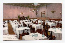 - CPA CANNES (06) - Hôtel Gonnet - Salle à Manger - - Cannes