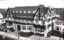 Knocke Zoute - Hôtel Memlinc (animée) - Knokke