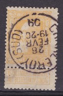 N° 79 Défauts  CHARLEROI  (sud ) - 1905 Grosse Barbe