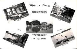 Ieper - Vijver Etang Dikkebus Vijverhuis - Ieper