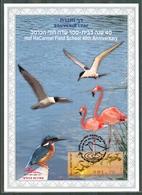 Israel SOUVENIR LEAF - 2010, Carmel Nr. ... , Mint Condition - Israel
