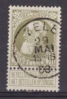 N° 75 ZELE - 1905 Grosse Barbe