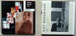 1994 Piet Mondriaan 2x Complete Set Telefoonkaarten - Personen