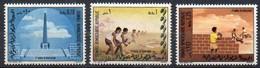 Somalia 1971 MiNr. 182/ 184  **/ Mnh ; 2. Jahrestag Der Revolution - Somalia (1960-...)