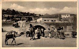 ASIE - ISRAEL -- Nazareth - Israel