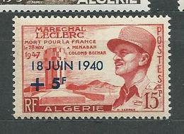 ALGERIE  N°  345  **  TB  3 - Algérie (1924-1962)