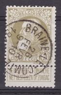 N° 75 BRAINE LE COMTE - 1905 Breiter Bart