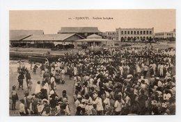 - CPA DJIBOUTI - Fanfare Indigène 1913 (grande Animation) - Photo J.-G. Mody N° 11 - - Djibouti