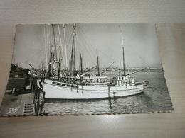 Carte Ancienne Bateau De Pêche (thon) - Pêche