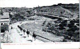 ASIE - ISRAEL -- Jérusalem - Israel