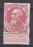 N° 74  SAINT HUBERT - 1905 Grosse Barbe