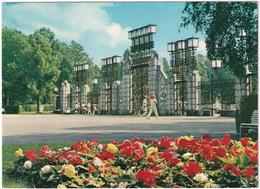 Oslo. Porten. Vigelandsanlegget - The Entrance Of The Vigeland Sculpture Park - (Norge - Norway) - Noorwegen