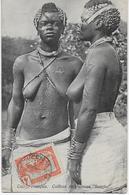 Auguste Béchaud - Congo Français - Coiffure De Femmes Sanghos - - Congo Français - Autres