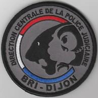 Écusson Police BRI Dijon (21) - Police & Gendarmerie