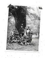 Photo Forêt De PERSEIGNE (72) : 25 JUILLET 1937 - Lieux