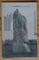 53 : Bazougers - Pierre De La Hune - Menhir -Léger Pli - (n°14314) - Autres Communes