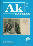 Zeitschrift AK-Express 8 Aktuelle Hefte - Bestzustand - Hobbies & Collections