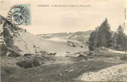 50 , CARTERET , La Mer De Sable Et Route De Hattainville , * 418 93 - Carteret