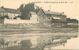 50 , CARTERET , Hotel D'Angleterre Vue De La Mer , * 418 95 - Carteret