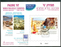 Israel SPECIAL ITEMS - 1997, World Philatelic Exhibition, Nr 0007 - Limited  - MH - *** - - Blocs-feuillets