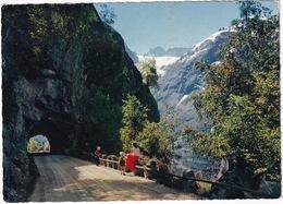 Nordfjord, Norway. Stryn   - (Norge - Norway) - Noorwegen