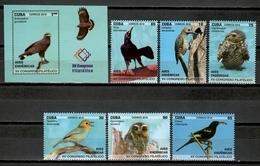 Cuba 2018 / Birds MNH Vögel Aves Oiseaux / Cu11527  C3 - Oiseaux