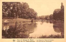 Parc De Woluwe St Pierre - Les Etangs Vers L'avenue De Tervueren - St-Pieters-Woluwe - Woluwe-St-Pierre