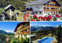 Schlanders - Kortsch - Hotel Drei Kreuz - Formato Grande Non Viaggiata – E 10 - Hotels & Restaurants
