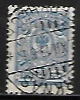FINLANDE   -    1911  .  Y&T N° 64 Oblitéré. - 1856-1917 Administration Russe